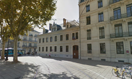 Save the date ! 5ème Rencontre de droit public du Tribunal administratif de Grenoble